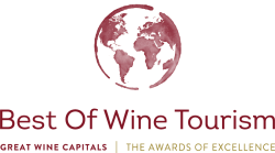 logo best of wine tourism