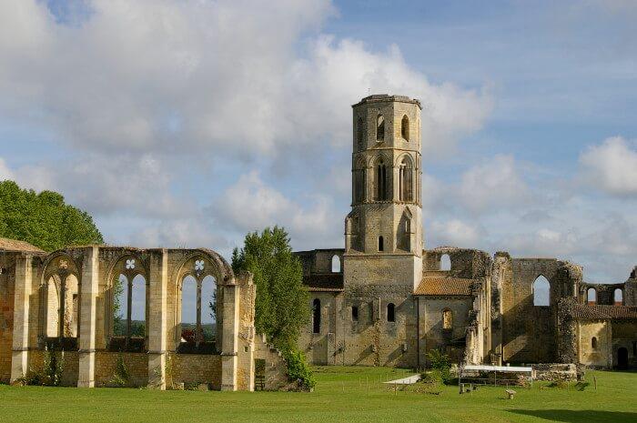 Abbaye de la Sauve Majeure - Gironde Tourisme/Hubert Sion
