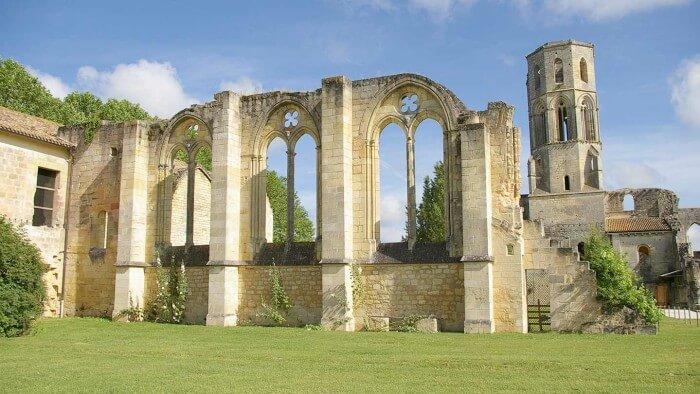 Abbaye de la Sauve Majeure - Entre deux Mers @ Gironde Tourisme - H. Sion
