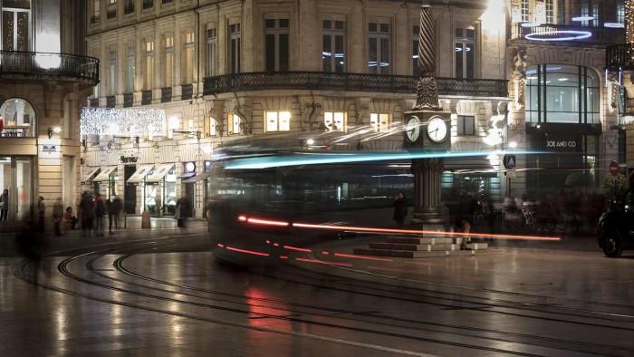Bordeaux de nuit © D.remazeilles - Gironde Tourisme