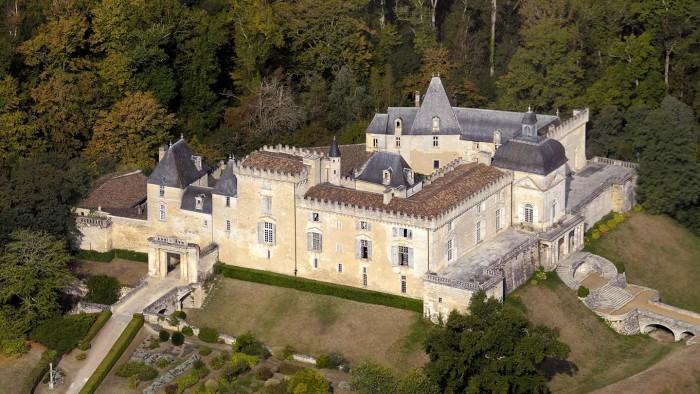 Château de Vayres © Gironde Tourisme - D. Schneider