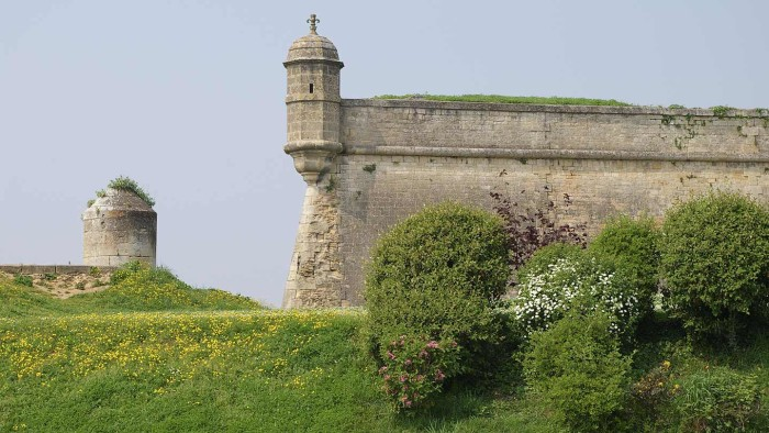 Citadelle de Blaye @ Gironde Tourisme - H. Sion