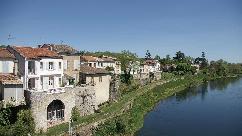 Sainte-Foy-la-Grande © Gironde Tourisme - H. Sion