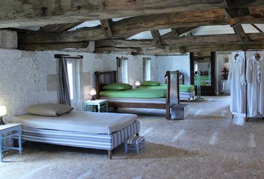 G tes d tape gironde tourisme for Chambre d agriculture gironde