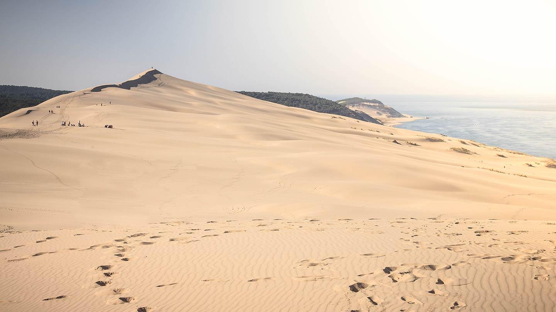 Dune du Pilat - Bassin d'Arcachon © D.Remazeilles - Gironde Tourisme