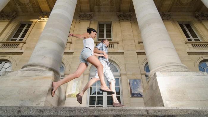 Le Grand Théatre de Bordeaux © Gironde Tourisme - Agence FX