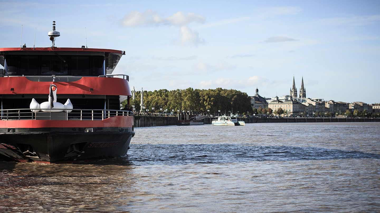 Quais de Bordeaux © D.remazeilles - Gironde Tourisme