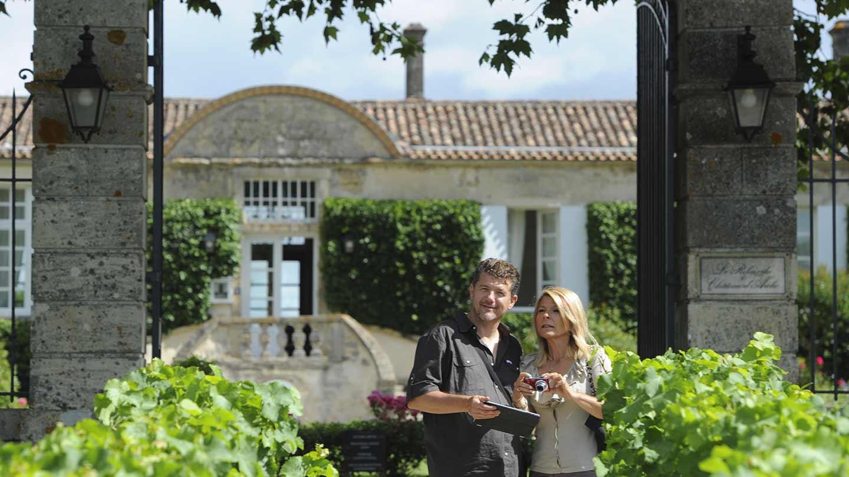 La route des vins de bordeaux en graves et sauternes for Jardin des vins 2015 horaires