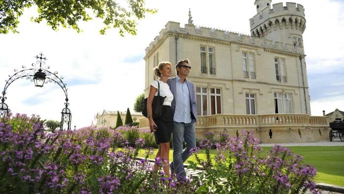 Château Pape Clément © Gironde Tourisme - JB. Nadeau
