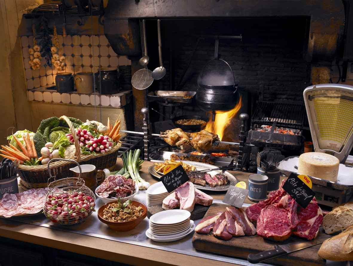 Tous les restaurants gironde tourisme saint selve for Aquitaine france cuisine