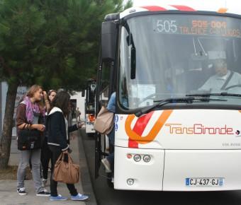 Ligne de bus TransGironde