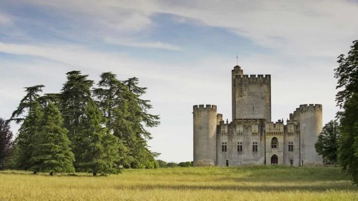 Château Roquetaillade © Gironde Tourisme - JB. Nadeau
