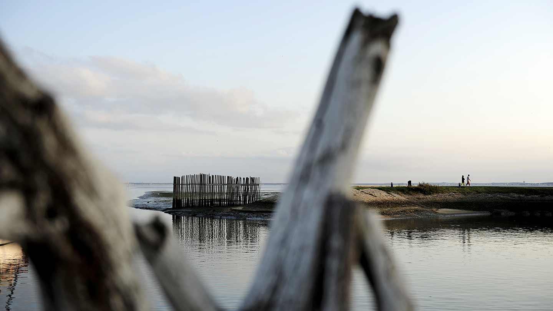 Lac de Lacanau © Gironde Tourisme - J. Damase