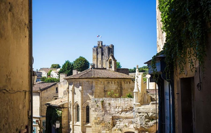 Saint Emillion © David remazeilles (Gironde Tourisme)