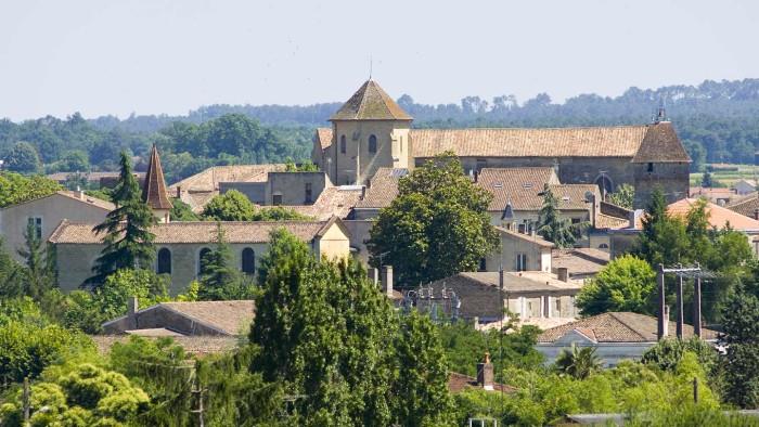 Saint Macaire © Gironde Tourisme - JB. Nadeau