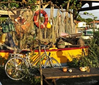 La Vélodyssée - Andernos © Gironde Tourisme - Joel Damase