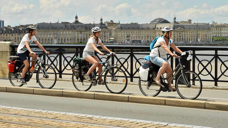 La véloroute du canal des deux mers