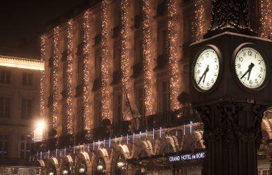 Noël à Bordeaux en images