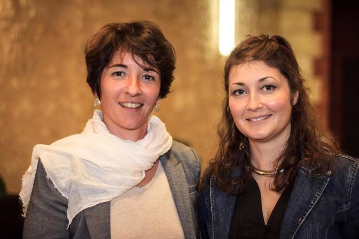 Pamela Macouillard et Géraldine Matrat © Gironde Tourisme - D. Remazeilles
