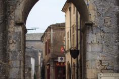 Porte de Benauge - Saint-Macaire ©D. Remazeilles (Gironde Tourisme)