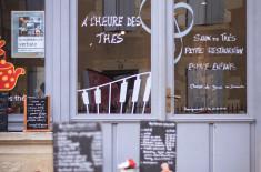 A l'heure des thés ©D. Remazeilles (Gironde Tourisme)