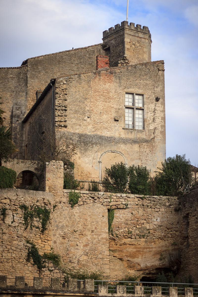 Remparts de Saint-Macaire ©D. Remazeilles (Gironde Tourisme)