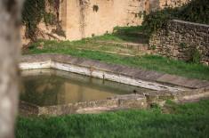Lavoir de la Barette - Saint-Macaire ©D. Remazeilles (Gironde Tourisme)