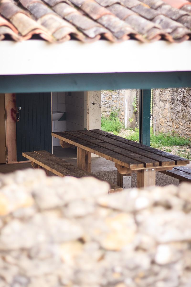 Espace de pique nique - Saint-Macaire ©D. Remazeilles (Gironde Tourisme)