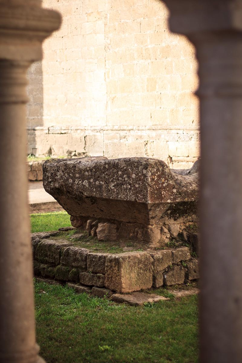 Prieuré Saint-Sauveur - Saint-Macaire ©D. Remazeilles (Gironde Tourisme)