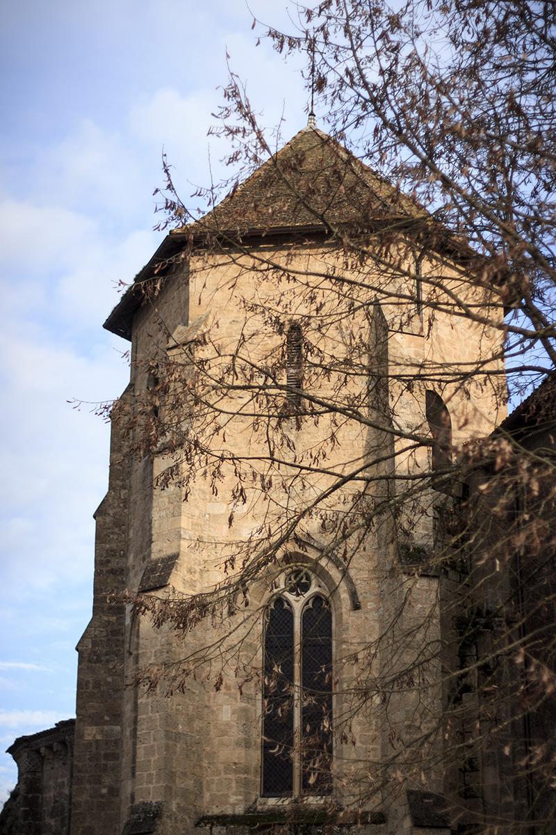 Eglise Saint-Sauveur - Saint-Macaire ©D. Remazeilles (Gironde Tourisme)