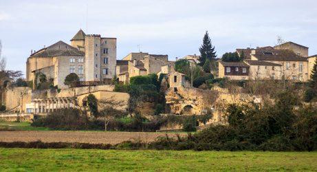 Randonnée dans Saint-Macaire, une cité médiévale en bord de Garonne