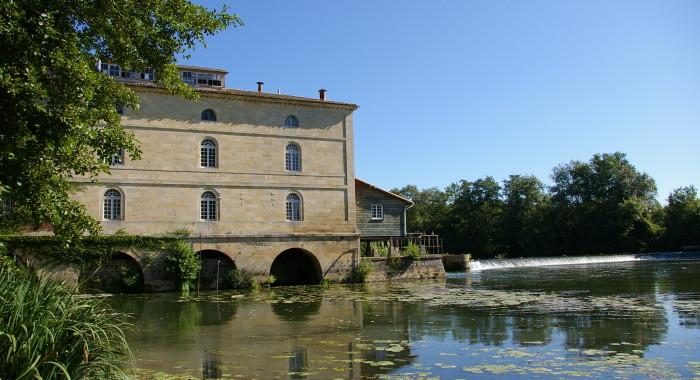 moulin du Barrage Porchères