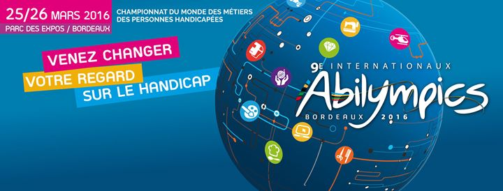 9e Internationaux Abilympics Bordeaux