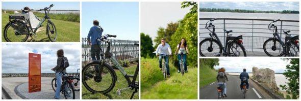 Découvrez le vignoble en vélo électrique