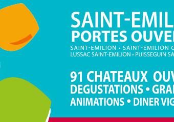 Saint-Emilion portes ouvertes – 30 avril / 1er mai 2016