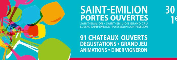 Saint-Emilion portes ouvertes