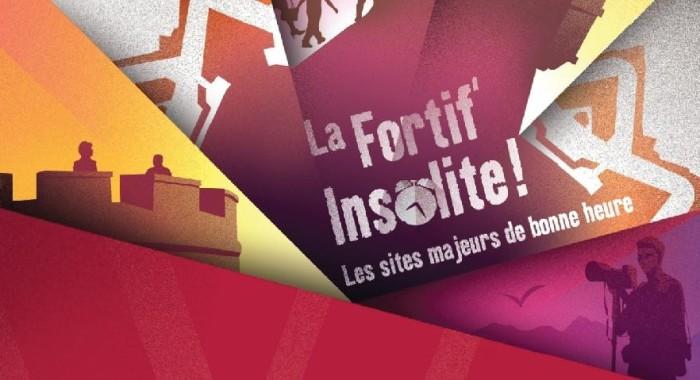 La Fortif'Insolite©Réseau des sites majeurs Vauban