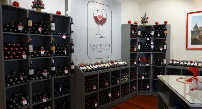 Maison des Vins des Castillon Côtes de Bordeaux