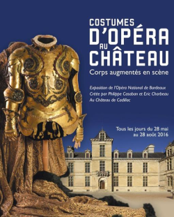 Exposition Costumes d'Opéra Cadillac