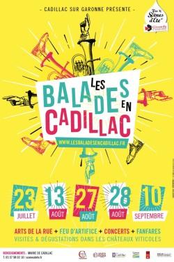 Balades en Cadillac 2016