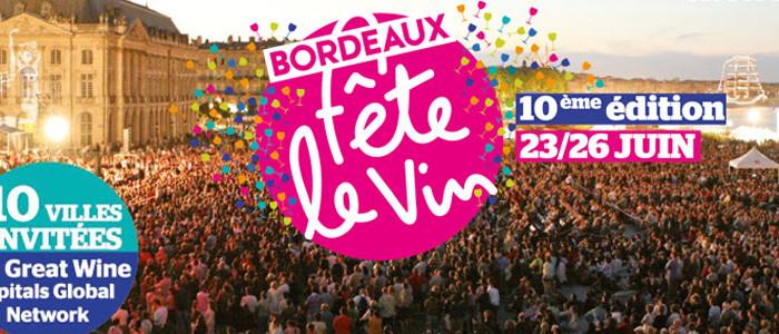 Bordeaux Fête le Vin 2016