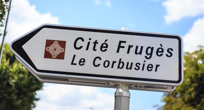 Cité Frugès - © David Remazeilles (Gironde Tourisme)