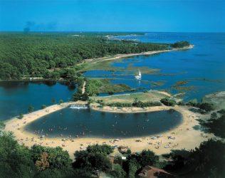 La nature fait son spectacle sur le littoral girondin