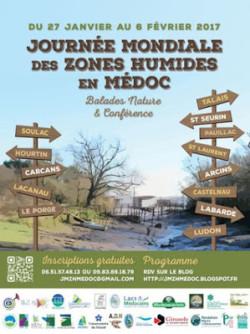 Journée Mondiale des Zones Humides en Médoc © Ecoacteurs en Médoc