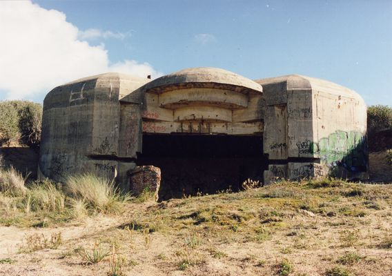 Forteresse Nord Médoc © Mémorial du Front du Médoc