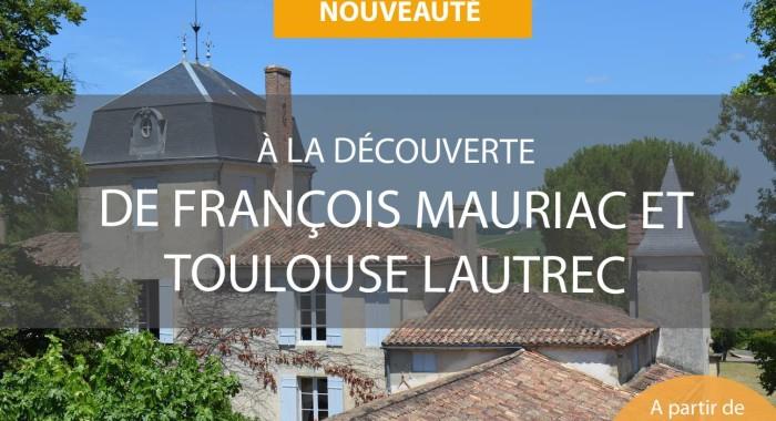 Itinéraires artistiques et littéraires en sud Gironde © Gîtes de France Gironde