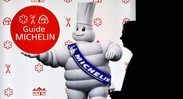 Guide Michelin 2017 © Guide Michelin