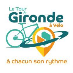 Logo Tour de Gironde à Vélo