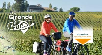 Tour de Gironde à Vélo