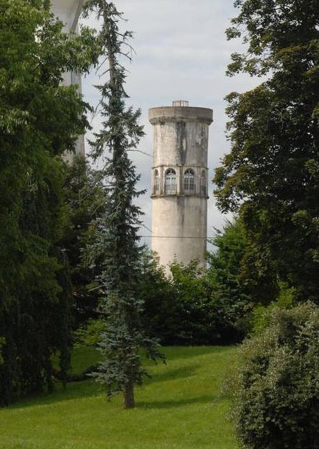 Château d'eau Le Corbusier, Domaine Chavat Podensac